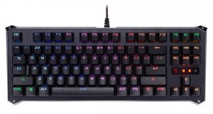 A4 Tech Klawiatura mechaniczna BLOODY B930 RGB (LK LIBRA BROWN SWITCH)