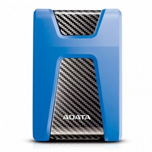 Adata DashDrive Durable HD650 1TB 2.5'' USB3.1 Niebieski