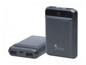 BLOW Power Bank 10050mAh PB20 czarny