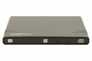 LiteOn Extern 8xDVD/CDRW Ultra-light Slim eBAU108